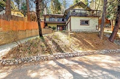 763 Bergschrund Drive, Crestline, CA 92325 - MLS#: CV19086112
