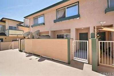 1219 E Carson Street UNIT 16, Carson, CA 90745 - MLS#: CV19086130