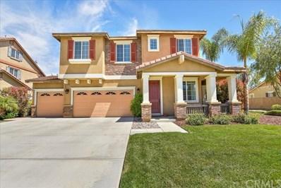 30206 Linden Gate Lane, Riverside, CA 92584 - MLS#: CV19086455