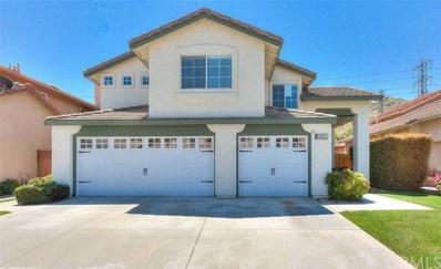 16861 Windcrest Drive, Fontana, CA 92337 - MLS#: CV19088233