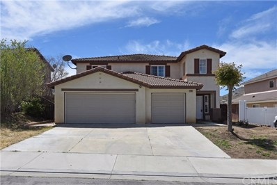 27897 Via De La Real, Moreno Valley, CA 92555 - MLS#: CV19090332