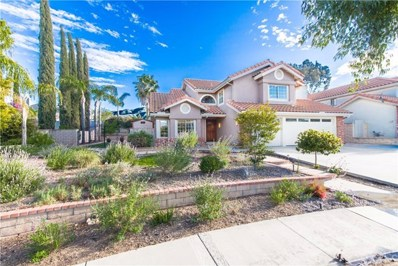 1310 Old Trail Drive, Corona, CA 92882 - MLS#: CV19090947