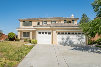 16501 Spirit Road, Moreno Valley, CA 92555 - MLS#: CV19091364