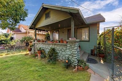 218 S San Antonio Avenue, Ontario, CA 91762 - MLS#: CV19092602