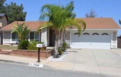 11544 Parakeet Court, Moreno Valley, CA 92557 - MLS#: CV19093226