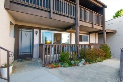 310 S Miraleste Drive UNIT 77, San Pedro, CA 90732 - MLS#: CV19093541