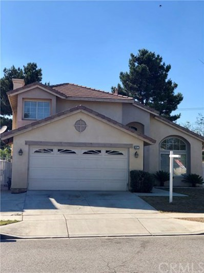 734 Woodcrest Street, Bloomington, CA 92316 - MLS#: CV19093970
