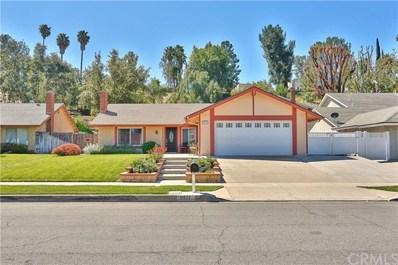 3471 Whirlaway Lane, Chino Hills, CA 91709 - MLS#: CV19097609
