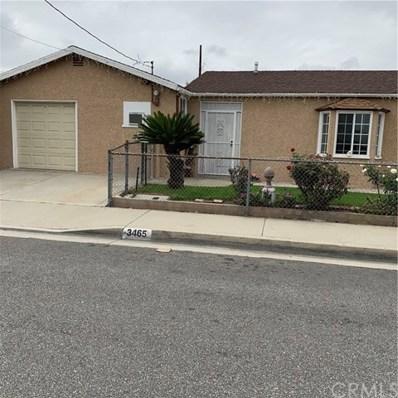 3465 Bartlett Avenue, Rosemead, CA 91770 - MLS#: CV19098144
