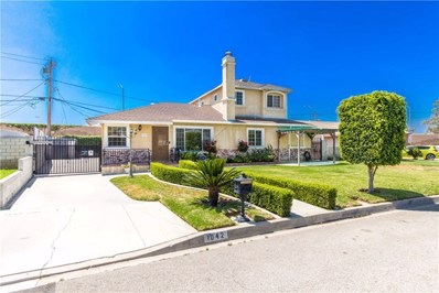1042 E Mardina Street, West Covina, CA 91790 - MLS#: CV19099505