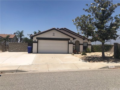 6604 Post Lane, Fontana, CA 92336 - MLS#: CV19100201