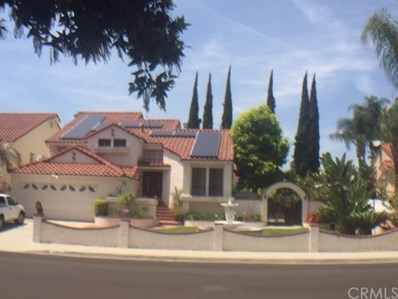 421 N Beverly Drive, Walnut, CA 91789 - MLS#: CV19100831