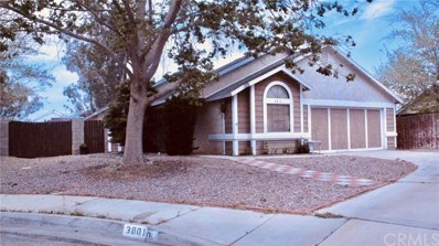 3801 W Avenue K15, Lancaster, CA 93536 - MLS#: CV19101997
