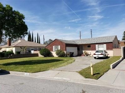 143 N Maplewood Avenue, West Covina, CA 91790 - MLS#: CV19105231