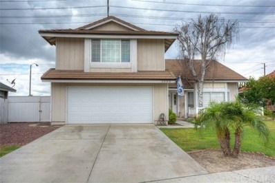 2608 S Amador Place, Ontario, CA 91761 - MLS#: CV19105689