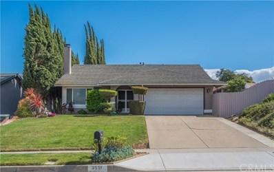 3551 Alder Place, Chino Hills, CA 91709 - MLS#: CV19106615