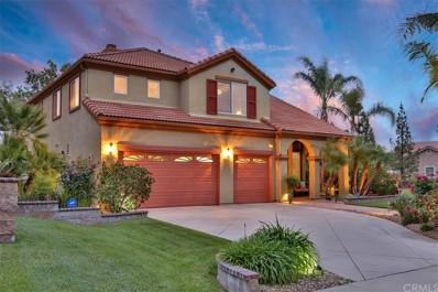 5499 Crestline Place, Rancho Cucamonga, CA 91739 - MLS#: CV19106624