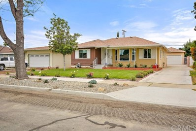 822 W Harvard Place, Ontario, CA 91762 - MLS#: CV19106641