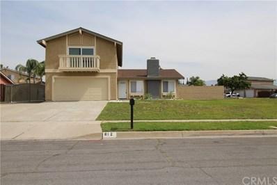 812 Wedgewood Court, Rialto, CA 92376 - MLS#: CV19107856