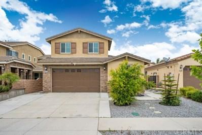 15774 Hanover Lane, Fontana, CA 92336 - MLS#: CV19108019