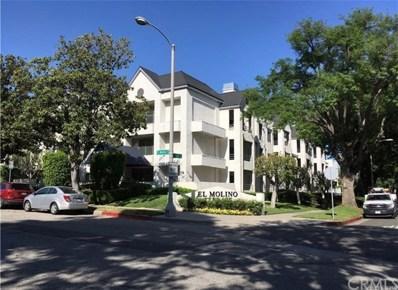 300 N El Molino Avenue UNIT 325, Pasadena, CA 91101 - MLS#: CV19108772