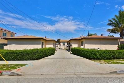 12223 Magnolia Street, El Monte, CA 91732 - MLS#: CV19111263