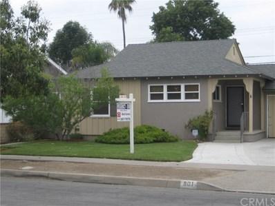 801 W Knepp Avenue, Fullerton, CA 92832 - MLS#: CV19112480