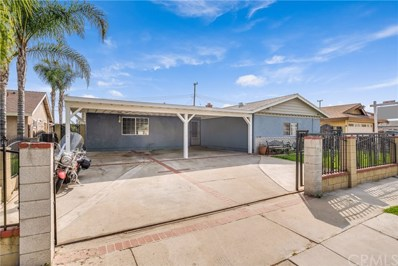 16324 Fairgrove Avenue, La Puente, CA 91744 - MLS#: CV19113781