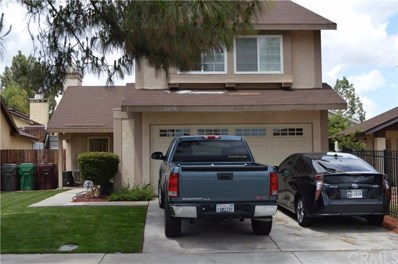 24138 Fawn Street, Moreno Valley, CA 92553 - MLS#: CV19115316