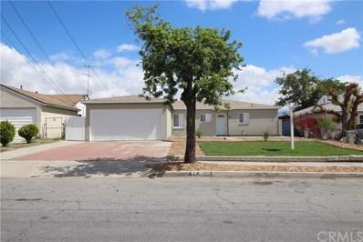 618 E 3rd Street, Rialto, CA 92376 - MLS#: CV19115500