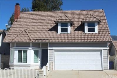 11570 Pinnacle Peak Court, Rancho Cucamonga, CA 91737 - MLS#: CV19115710