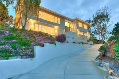 921 Via Del Monte, Palos Verdes Estates, CA 90274 - #: CV19116413