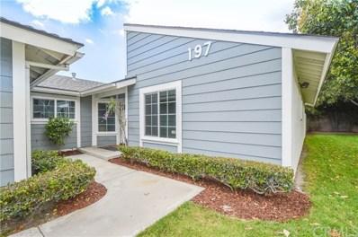 197 N Magnolia Avenue UNIT D, Anaheim, CA 92801 - #: CV19118670