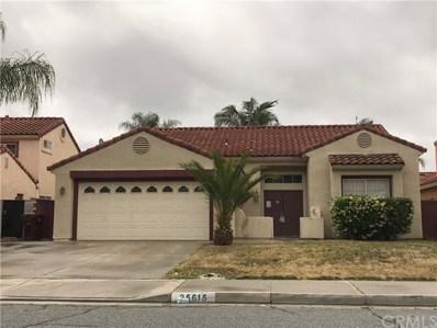 25615 Sierra Bravo Court, Moreno Valley, CA 92551 - MLS#: CV19119065