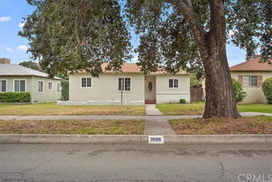 3688 N Sierra Way, San Bernardino, CA 92405 - MLS#: CV19119691