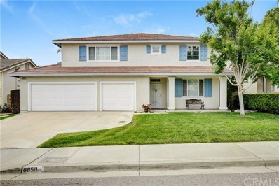 6850 Beechcraft Avenue, Fontana, CA 92336 - MLS#: CV19119769
