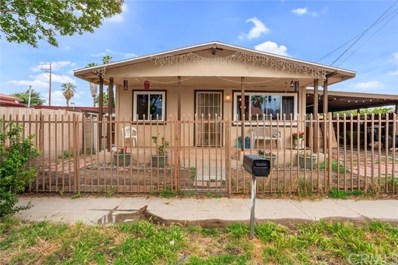 1263 Walnut Street, San Bernardino, CA 92410 - MLS#: CV19120555