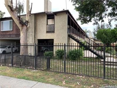 11131 Dodson Street UNIT 5, El Monte, CA 91733 - MLS#: CV19121165