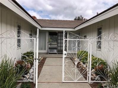 27025 El Ciervo Lane, Mission Viejo, CA 92691 - MLS#: CV19122767