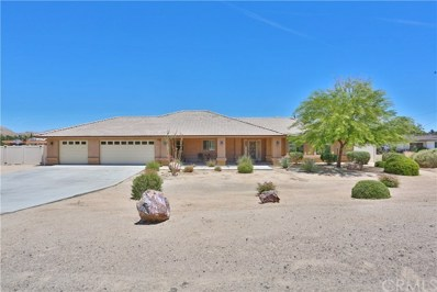 18620 Cocqui Road, Apple Valley, CA 92307 - #: CV19123384