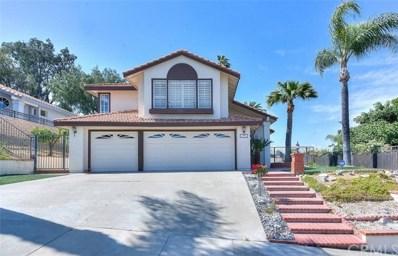 2396 Wandering Ridge Drive, Chino Hills, CA 91709 - MLS#: CV19124001
