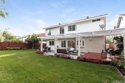 8 Eccelstone Circle, Irvine, CA 92604 - MLS#: CV19124749