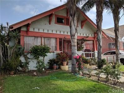837 W 57th Street, Los Angeles, CA 90037 - MLS#: CV19126848