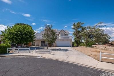14014 Smoke Tree Road, Victorville, CA 92395 - MLS#: CV19127121