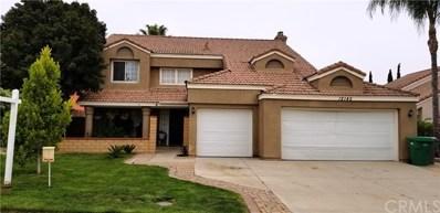 12142 Amber Hill, Moreno Valley, CA 92557 - MLS#: CV19127454