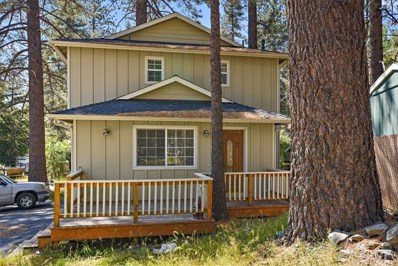 1439 Ross Street, Wrightwood, CA 92397 - MLS#: CV19128478