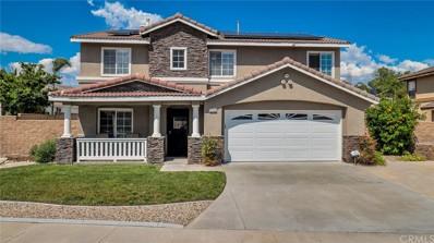 5763 Shady Rock Lane, Fontana, CA 92336 - MLS#: CV19131111