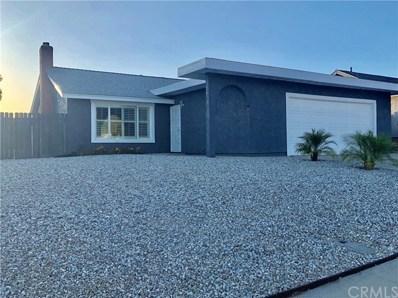 11483 Hubbard Street, Moreno Valley, CA 92557 - MLS#: CV19133800