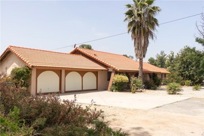 24453 Willis Lane, Moreno Valley, CA 92557 - MLS#: CV19134531