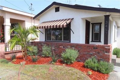 3457 Walnut Street, Huntington Park, CA 90255 - MLS#: CV19134922